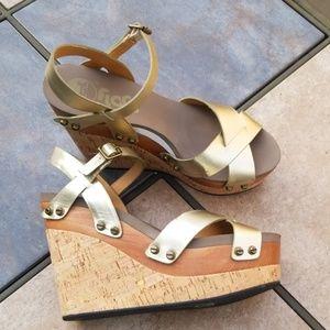 Flogg Lexi Wedge Sandals